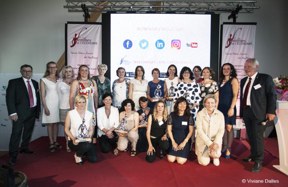 """Zoom sur Les Trophées """"Les Femmes de l'Économie"""" Centre-Val de Loire"""