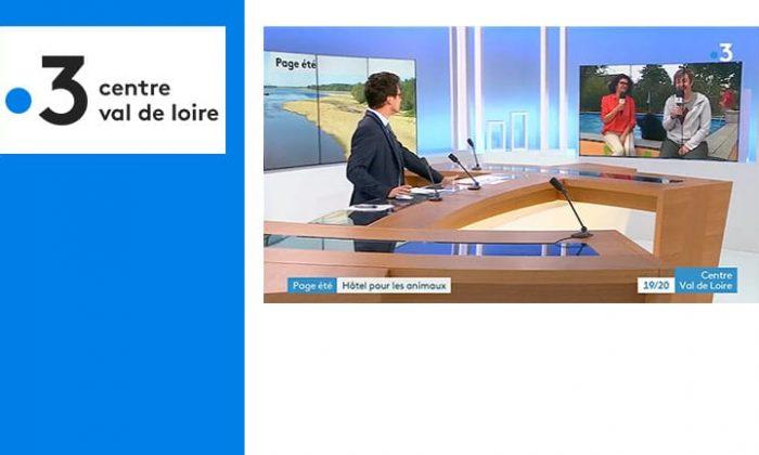 (re)Découvrez le Dog Hotel Resort dans ce reportage de France 3 Centre